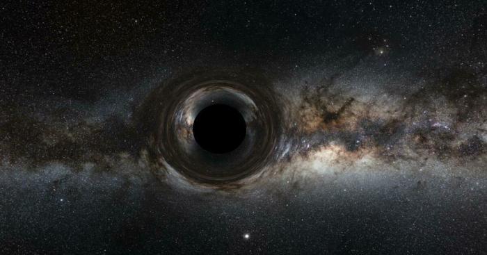 Черные дыры — одни из самых объектов во Вселенной.