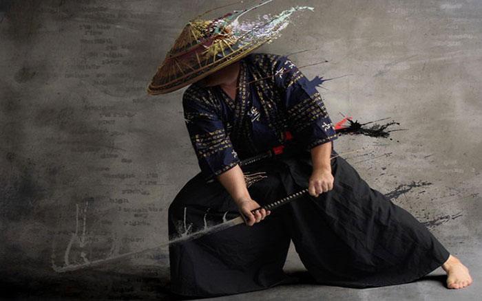 Самурайский меч — не орудие для убийства.