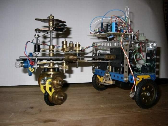Робот Элмер. | Фото: LiveJournal.