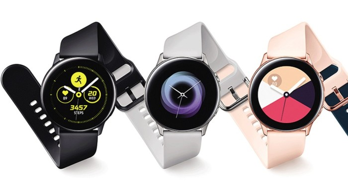 Galaxy Watch Active. | Фото: Mashable.