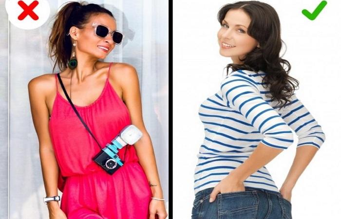 Лучше одеть «закрытую» одежду. / Фото: syl.ru