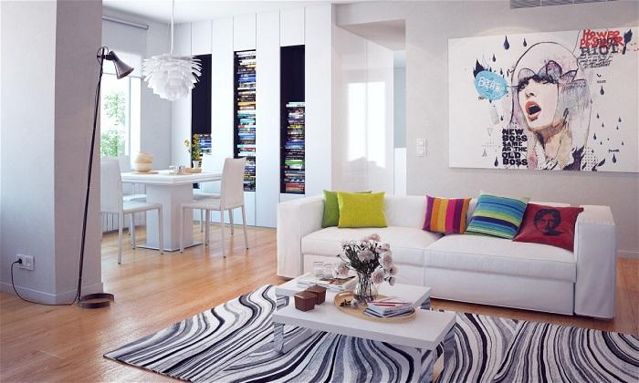 Арт-объект должен иметь определенную художественную ценность и интересный внешний вид. / Фото: tvorcy.com