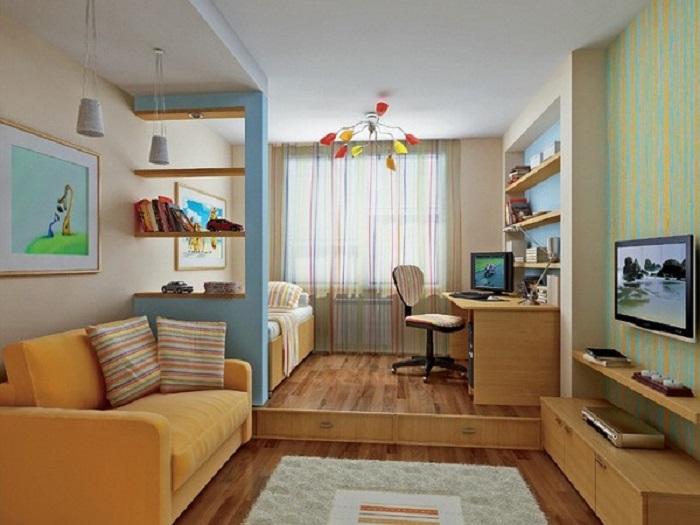 Мебель - самое главное в любой квартире, поэтому она должна быть качественной. / Фото: domechti.ru