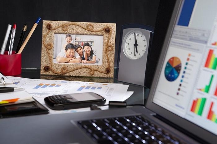 Фотография семьи будет вдохновлять вас. / Фото: rsmagazine.ru