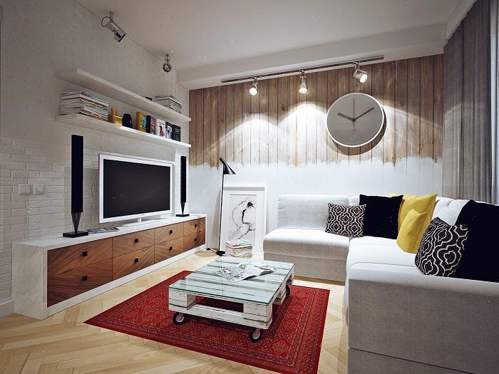 Мебель на заказ выйдет дороже, зато идеально подойдет для вашей квартиры. / Фото: uxury-house.org