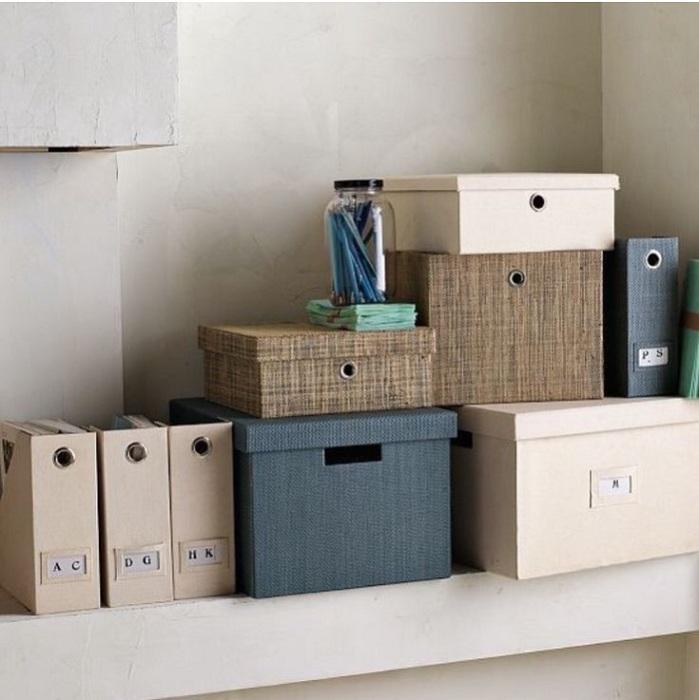 Красивые коробки можно сделать самостоятельно. / Фото: velvet.by