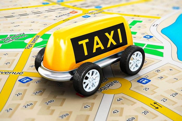 Экономим с такси онлайн.