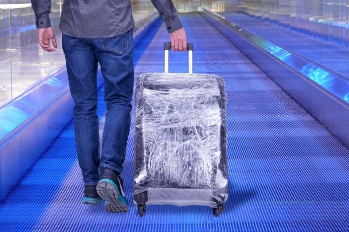 Фото своего багажа - гарантия быстрого его поиска.