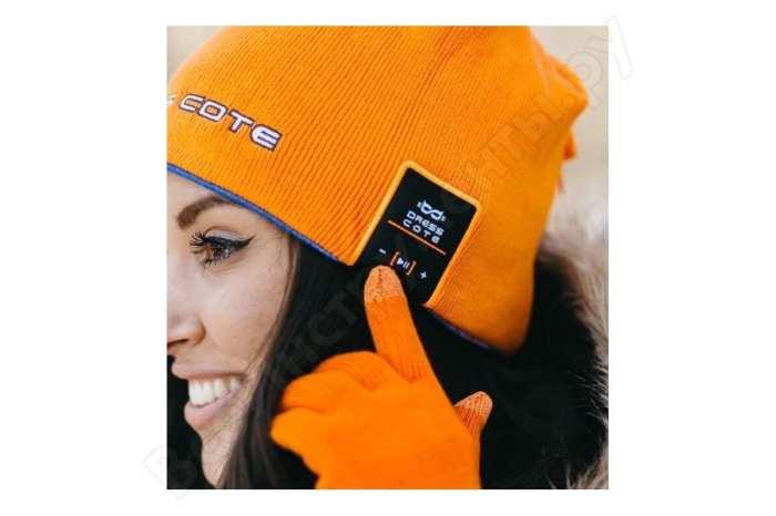 Позаботилась о меломанах, которые любят гулять зимой Фото: dresscote.ru