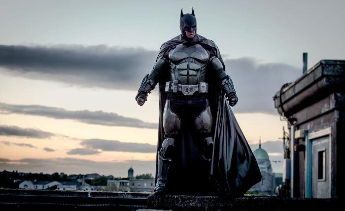 Косплей Бэтмена | Фото: vgblogs.ru