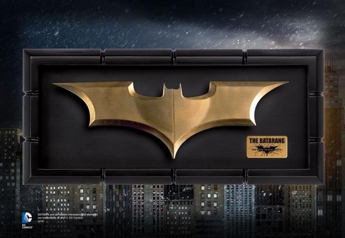 Холодное оружие Бэтмена | Фото: moviefans.ru
