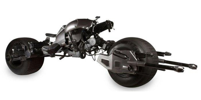 Мотоцикл Бэтмена | Фото: pride-u-bike.com