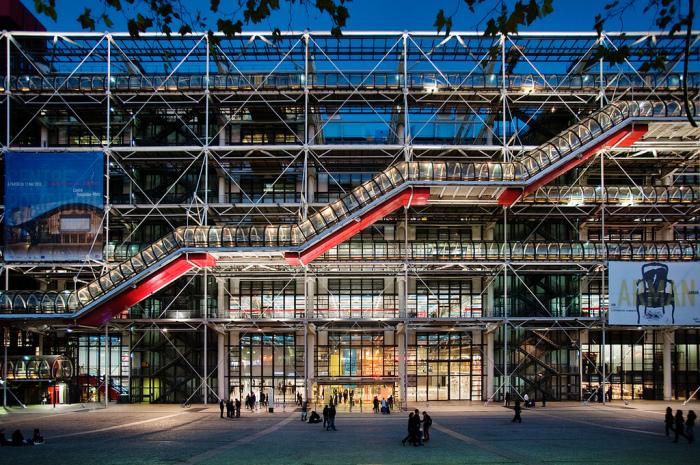 Музей Современного искусства в Париже. | Фото: parisgid.ru