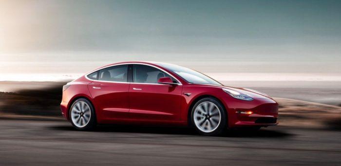 Tesla Model 3. | Фото: electrek.co