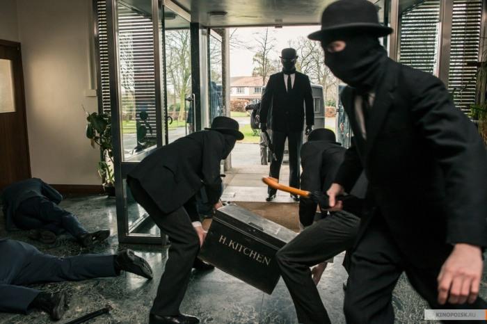 Грабить - опасное искусство. | Фото: nk.org.ua