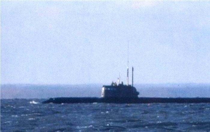 АС-12 в море. /Фото: svoboda.org
