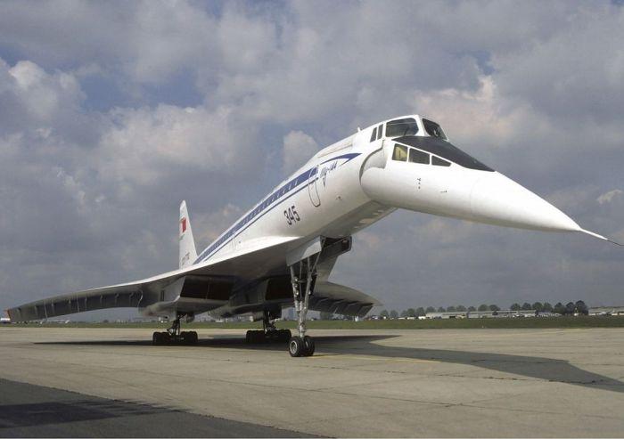 Ту-144 не стал воплощением мечты. /Фото: army-news.ru