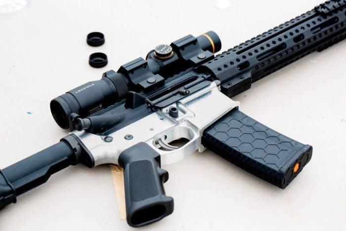 Сегодня в США можно собрать в домашних условиях даже винтовку. /Фото: topwar.ru