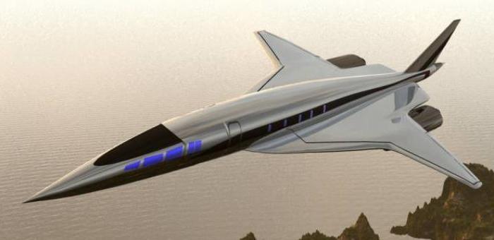 Последний проект Ту-444 также остаётся нереализованным. /Фото: newru.org