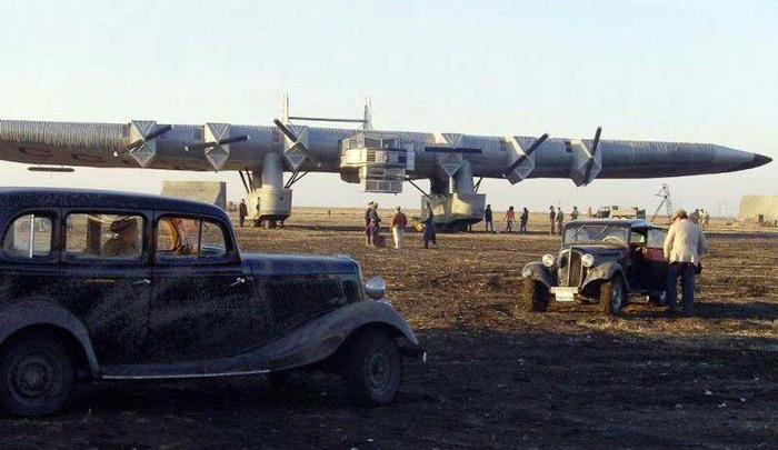 Подготовка к испытаниям К-7 длилась больше четырех лет. /Фото: pikabu.ru