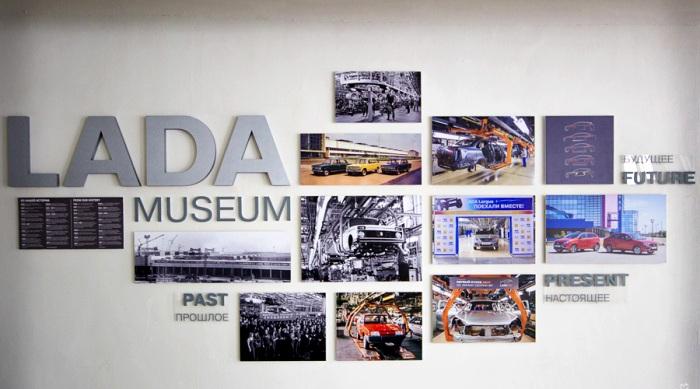 Все эти малоизвестные модели воочию можно увидеть в музее АвтоВАЗа в Тольятти. /Фото: livejournal.com