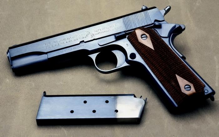Нестареющая классика среди популярного оружия. /Фото: warspot.com
