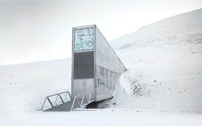Кто бы мог подумать, что семена на случай глобальной катастрофы будут хранить в Скандинавии. /Фото: xt.ht