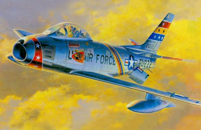 Скопировать F-86 не получилось, а вот приспособить все-таки удалось. /Фото: war-book.ru