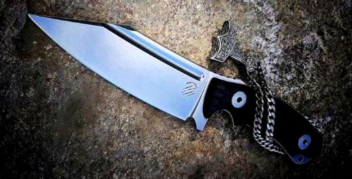 Название ножа только к концу света и подходит. /Фото: pinterest.ocm