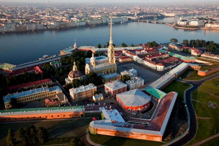 На отечественных просторах также есть крепость. /Фото: rezdy.com