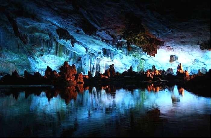 Пещера Озерная, Украина. /Фото: vseosvita.ua