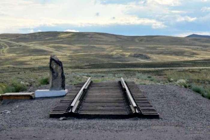 Самый крупный отечественный проект железной дороги уже стали строить. /Фото: sreda24.ru