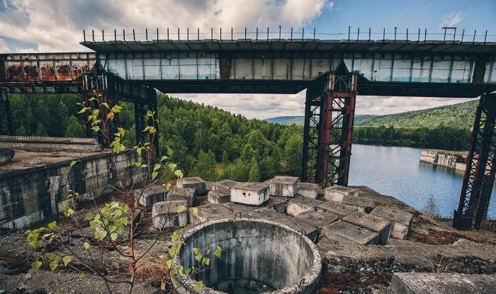 Недостроенная ГЭС должна была выполнять ряд важных функций. /Фото: free-writer.ru