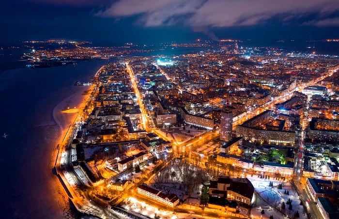 На деле с Архангельском у города поменьше из общего только сходство в названиях. /Фото: ton29.ru