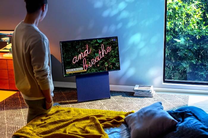 Назначение такого телевизора понятно не сразу. /Фото: gid55.ru