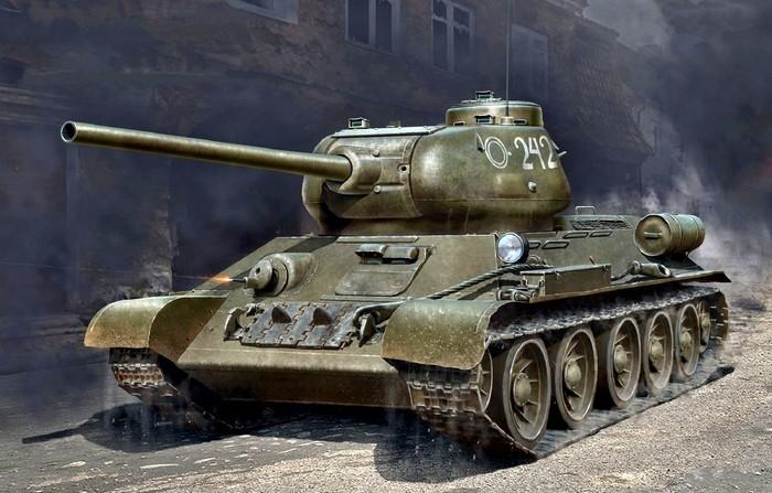 Те же Т-34 без брони не построишь, а они были основными средними танками на фронте.  /Фото: histrf.ru