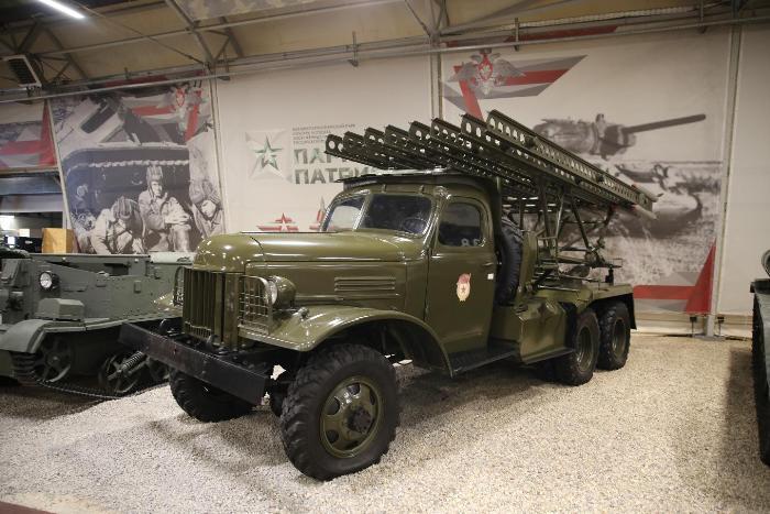 Самая знаменитая артиллерия Второй мировой. /Фото: patriotp.ru