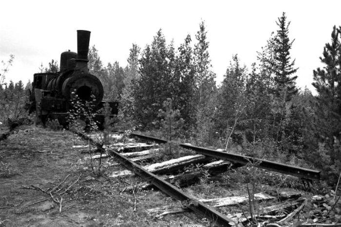 Сталин пытался пустить поезда на Чукотке. /Фото: topast.ru