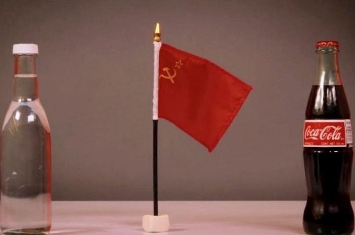 Напиток, который в США можно было найти в любом магазине, в СССР был доступен единицам. /Фото: medium.com