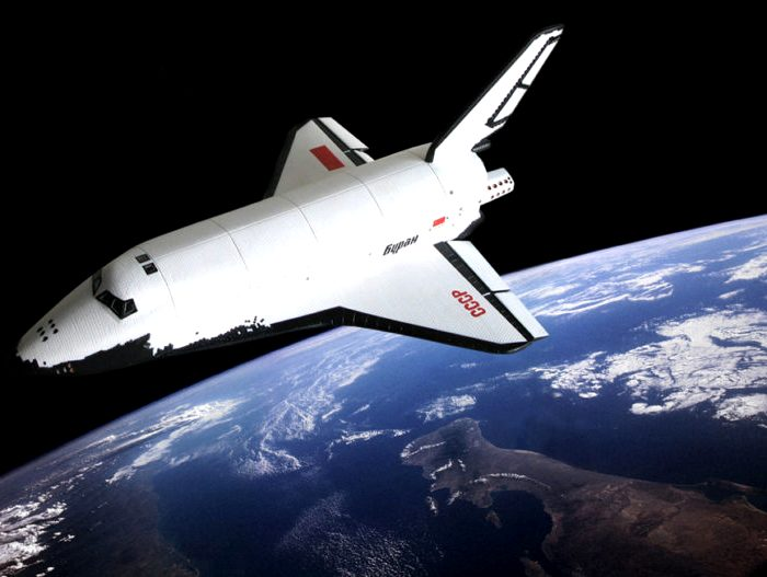 Самый крупный отечественный проект космического корабля. /Фото: clubvks.ru
