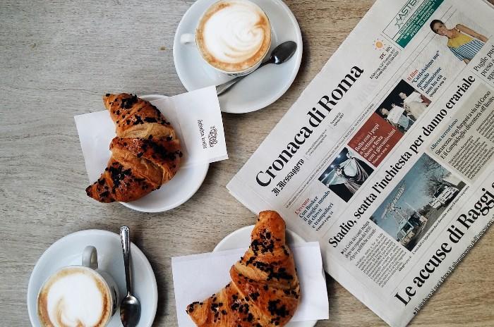 Капучино - только на завтрак. /Фото: medium.com