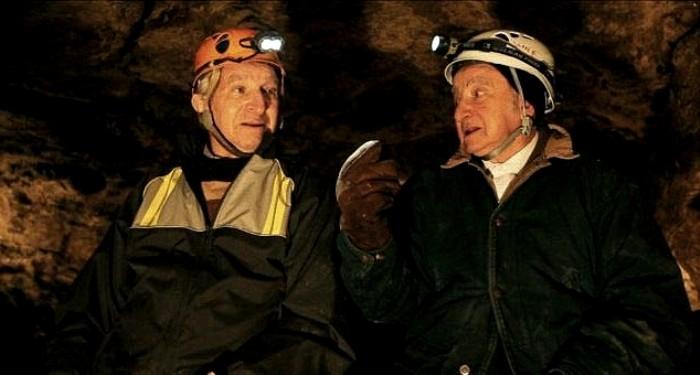 Сол и Сэм Штермеры уже в мирное время вновь побывали под землей. /Фото: medium.com
