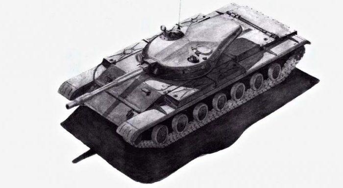 Хотя интерес к лёгким танкам повысился, перспективный Т-100 так и остался на бумаге. /Фото:wiki.wargaming.net