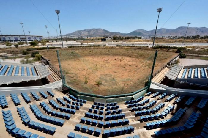 Такая проблема с олимпийскими объектами - не только в Афинах. /Фото: rua.gr