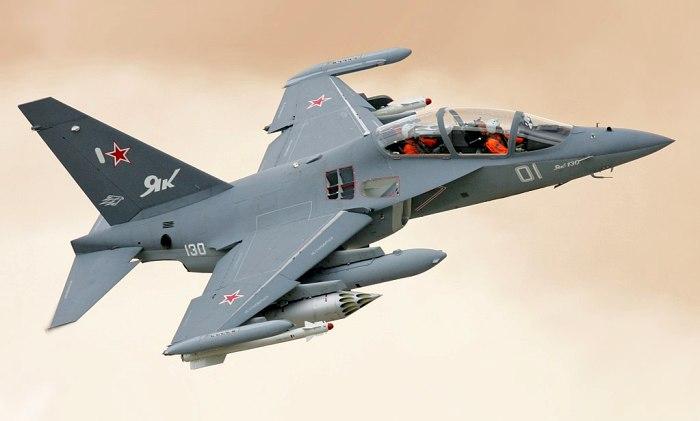 Успешный российский тренировочный самолет. /Фото: wikipedia.org