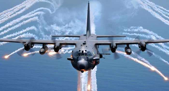 «Призрачный гонщик» на защите неба. /Фото: sputniknews.com