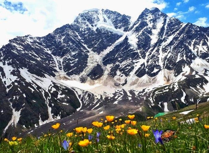Никак не хуже европейских Альп. /Фото: club-voshod.com
