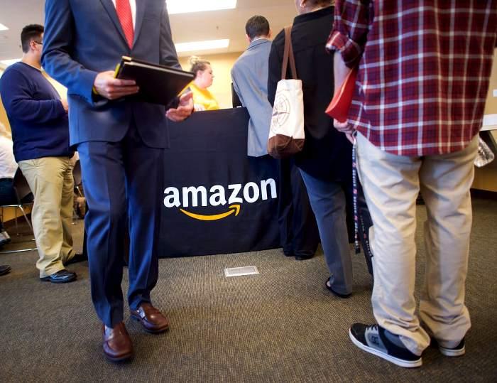 В Amazon вопросы на собеседовании зависят еще и от вакансии. /Фото: cnbc.com