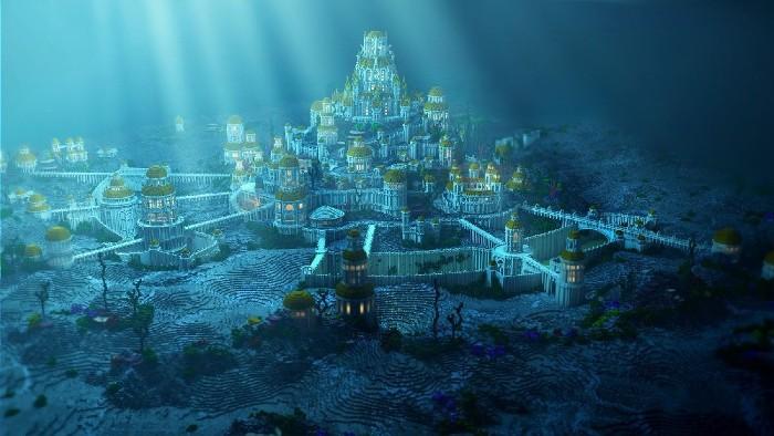 По сути, Атлантидой мог быть любой уничтоженный стихией остров. /Фото: rpp.pe