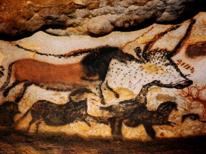 Древние рисунки серьезно пострадали от... дыхания современных людей. /Фото: time.com